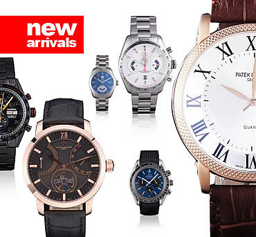 new replica watches collection